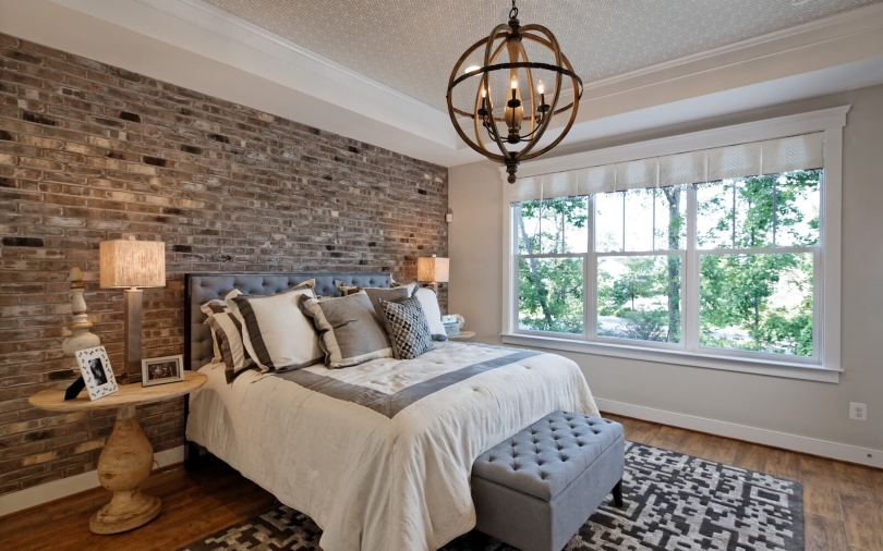 Taylor Owner s Bedroom and Bathroom Avendale in Bristow Virginia Brookfield Residential