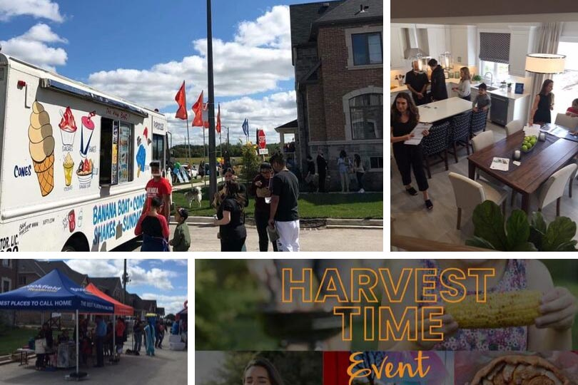 Harvest Time Event at Pathways in Caledon East.
