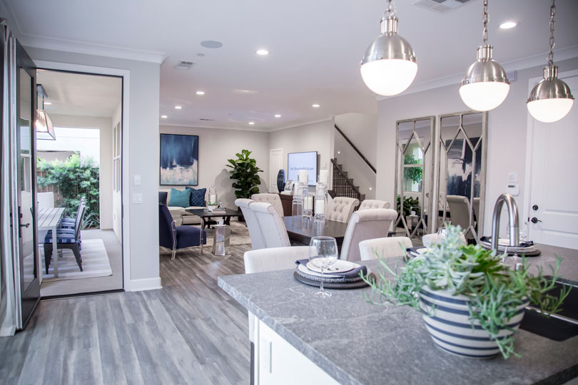 How to Create Space with an Open-Concept Design | Brookfield Residential