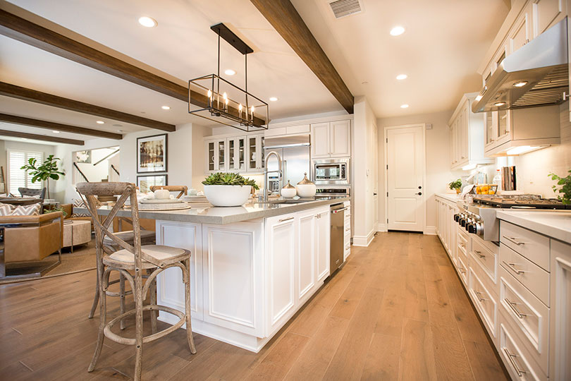 Inspired Kitchens In Our Southern California Homes