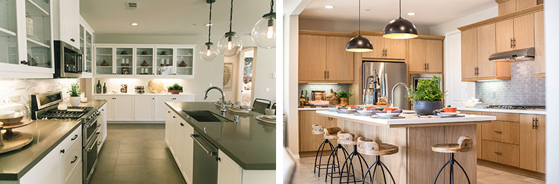 Personalization options | Inspired Kitchens in Our Southern California Homes | Brookfield Residential