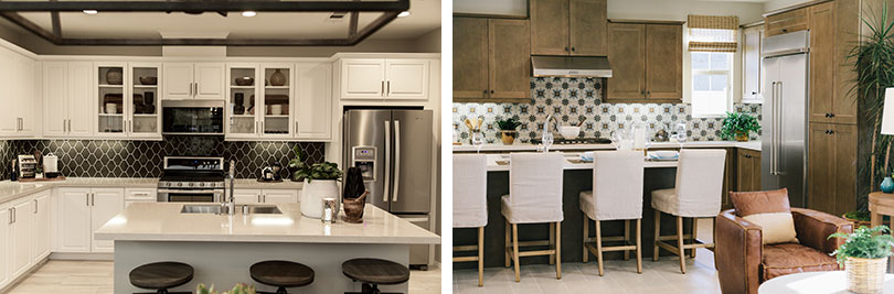 Seating and storage | Inspired Kitchens in Our Southern California Homes | Brookfield Residential