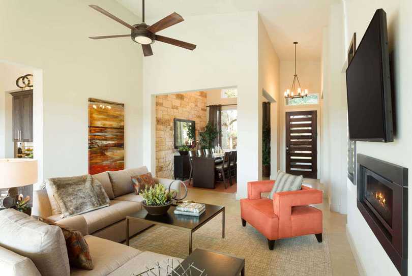 Color inspiration for your central Texas home | Brookfield Residential
