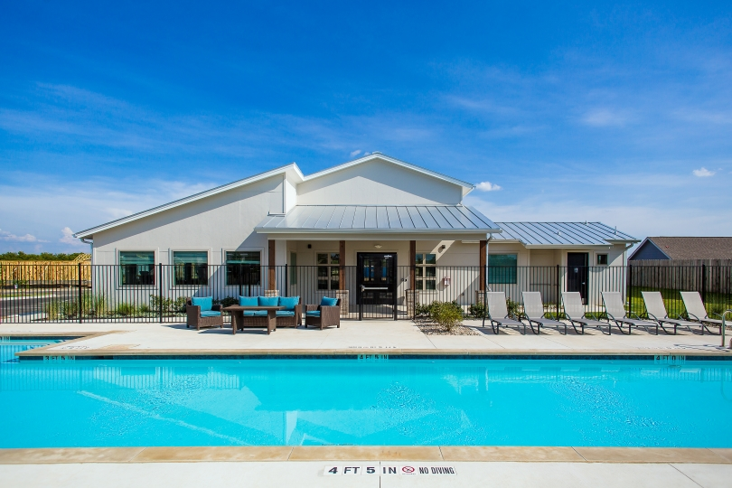 Pool | Addison South in Southeast Austin, Texas | Brookfield Residential