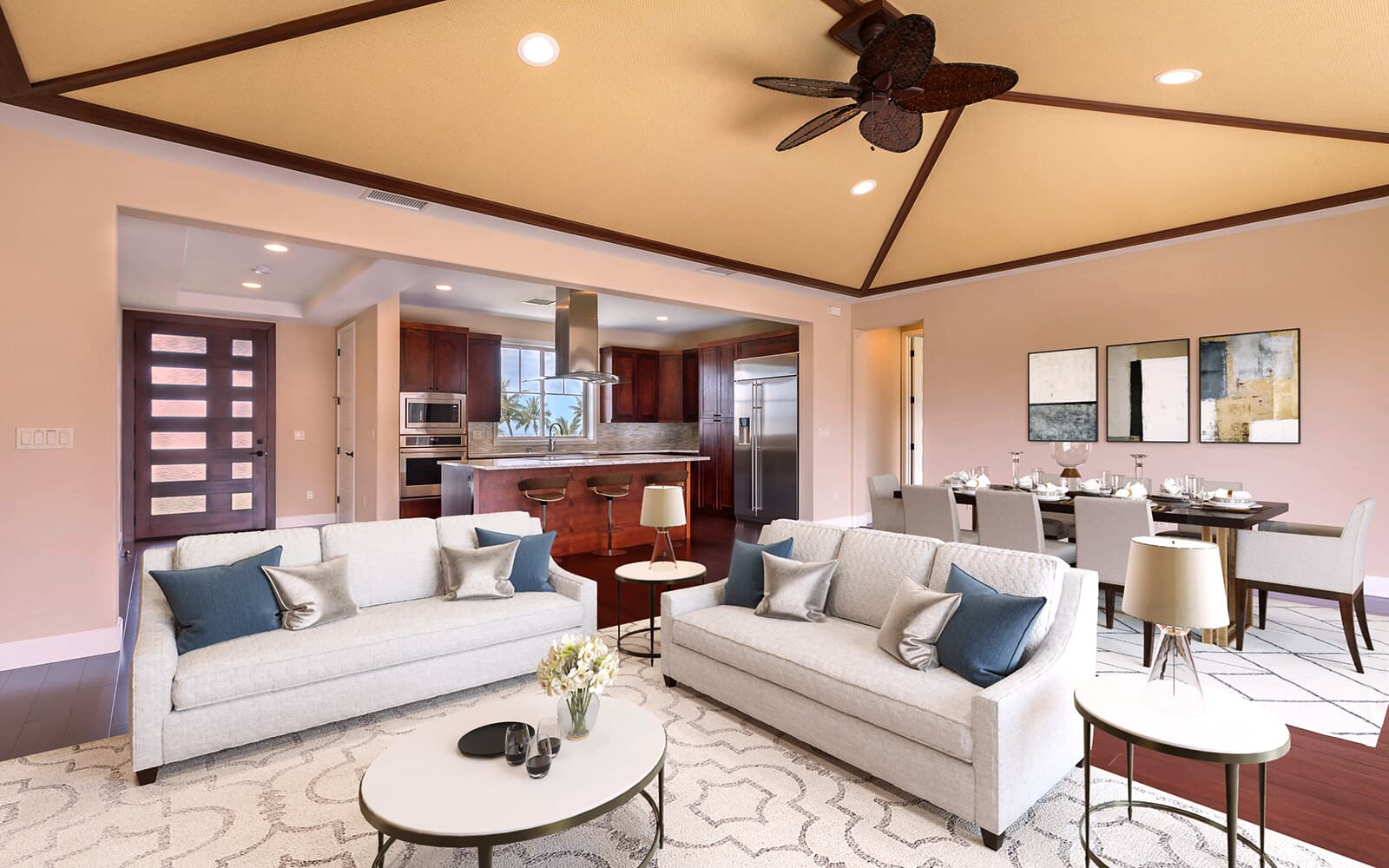 great-room-interior-new-home-plan-1-holua-kai-at-keauhou-big-island-brookfield-residential