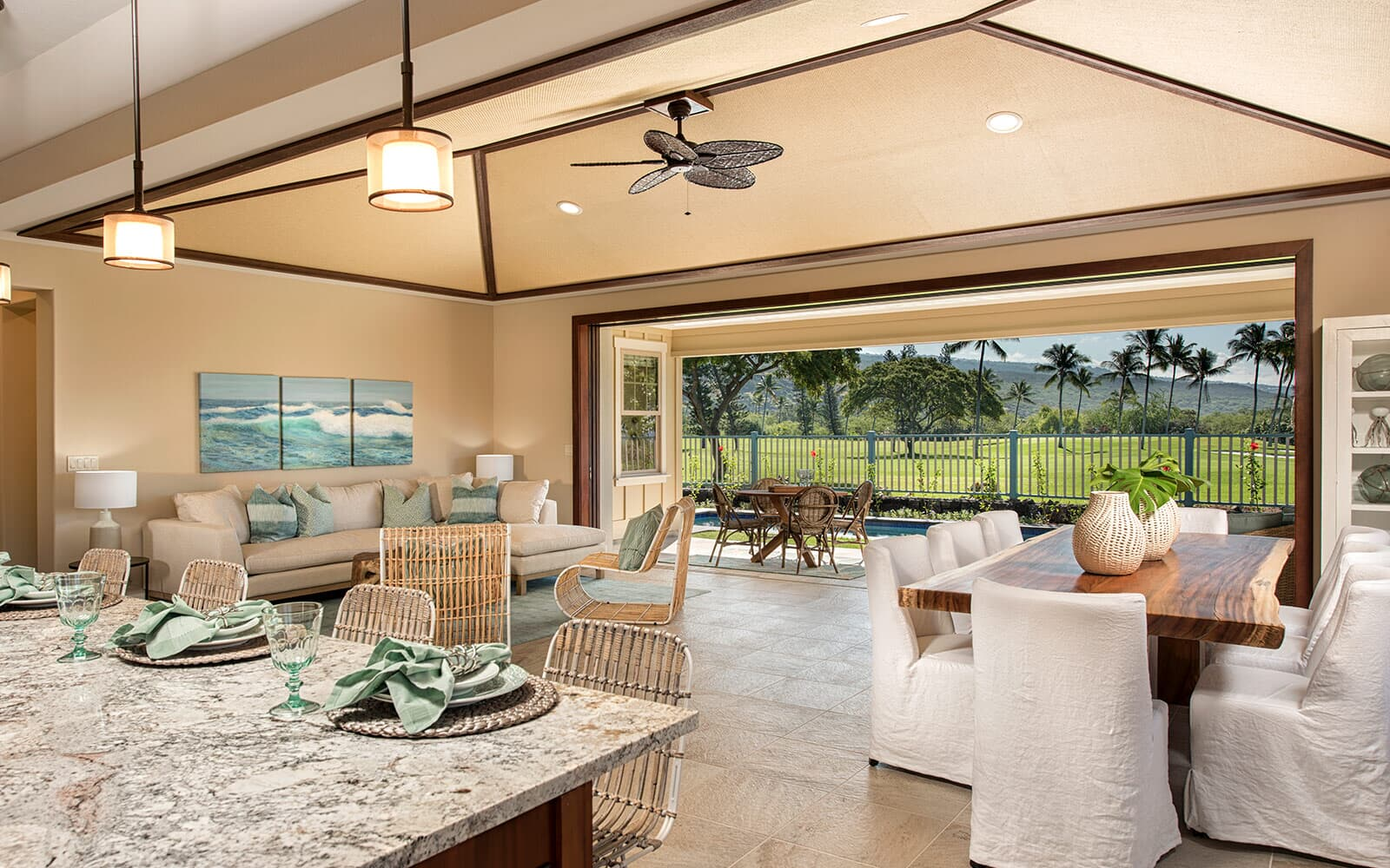 kitchen-great-room-lanai-plan-3-holua-kai-at-keauhou-big-island-brookfield-residential