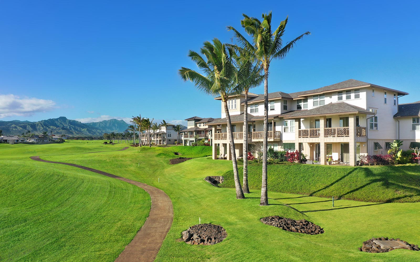 exterior golf mountain views pilimai at poipu kauai brookfield residential