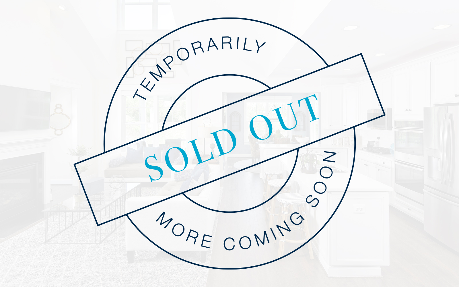 Temporarily sold out image.