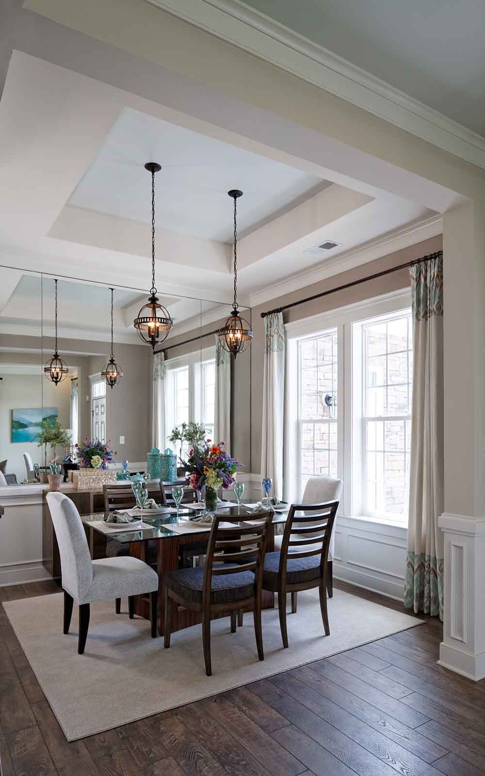 Pearson-dining-room-single-family-homes-easton-md-easton-village-brookfield-residential