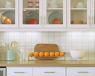Kitchen in Southern California Brookfield Residential