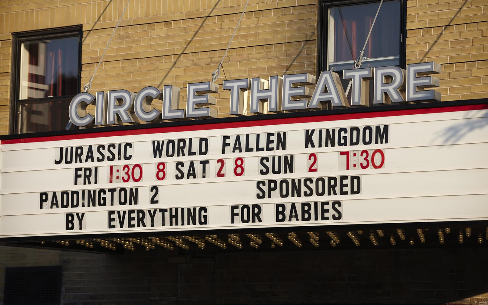 Circle Theatre in Baxter, ON