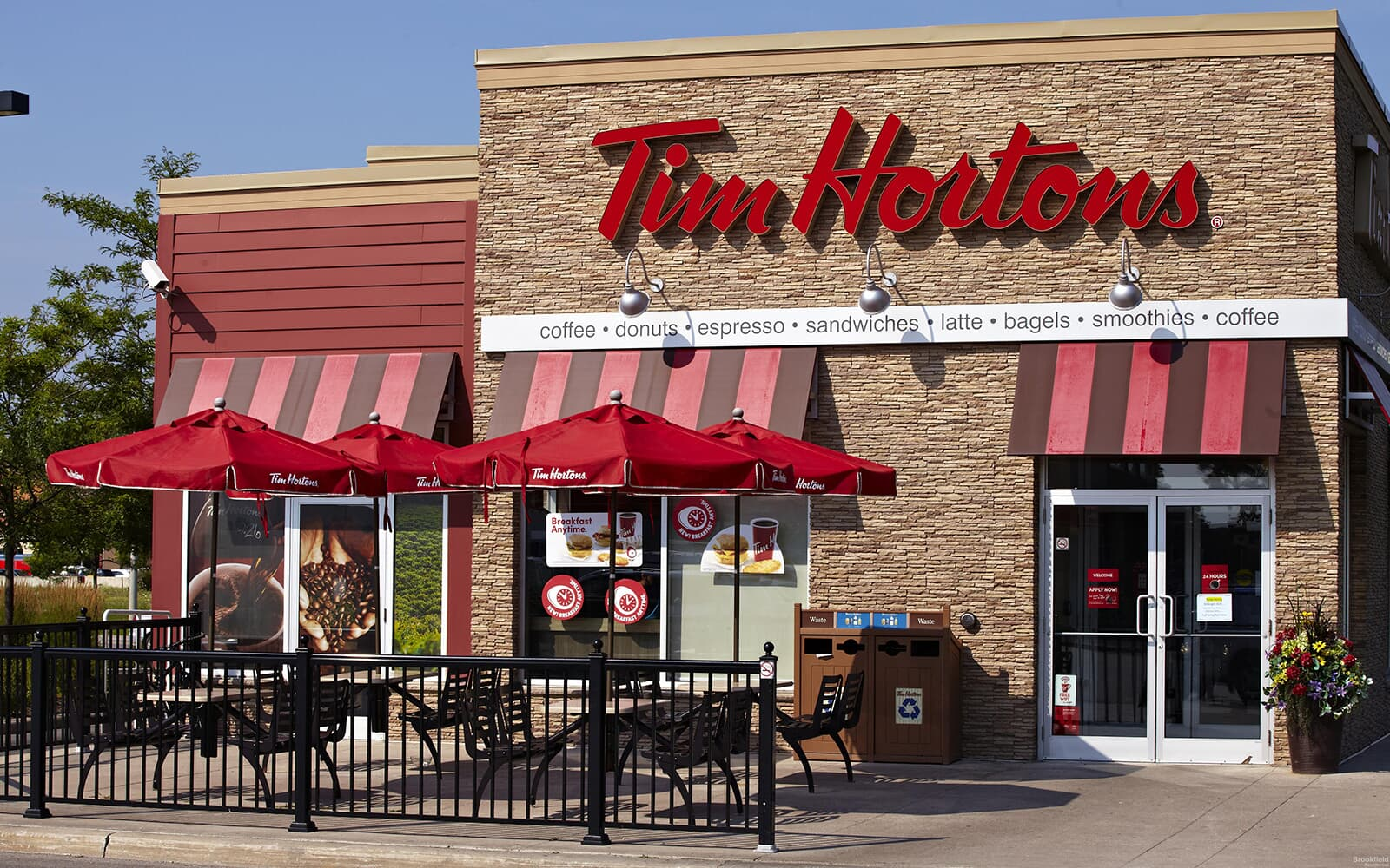 Tim Hortons in Baxter, ON