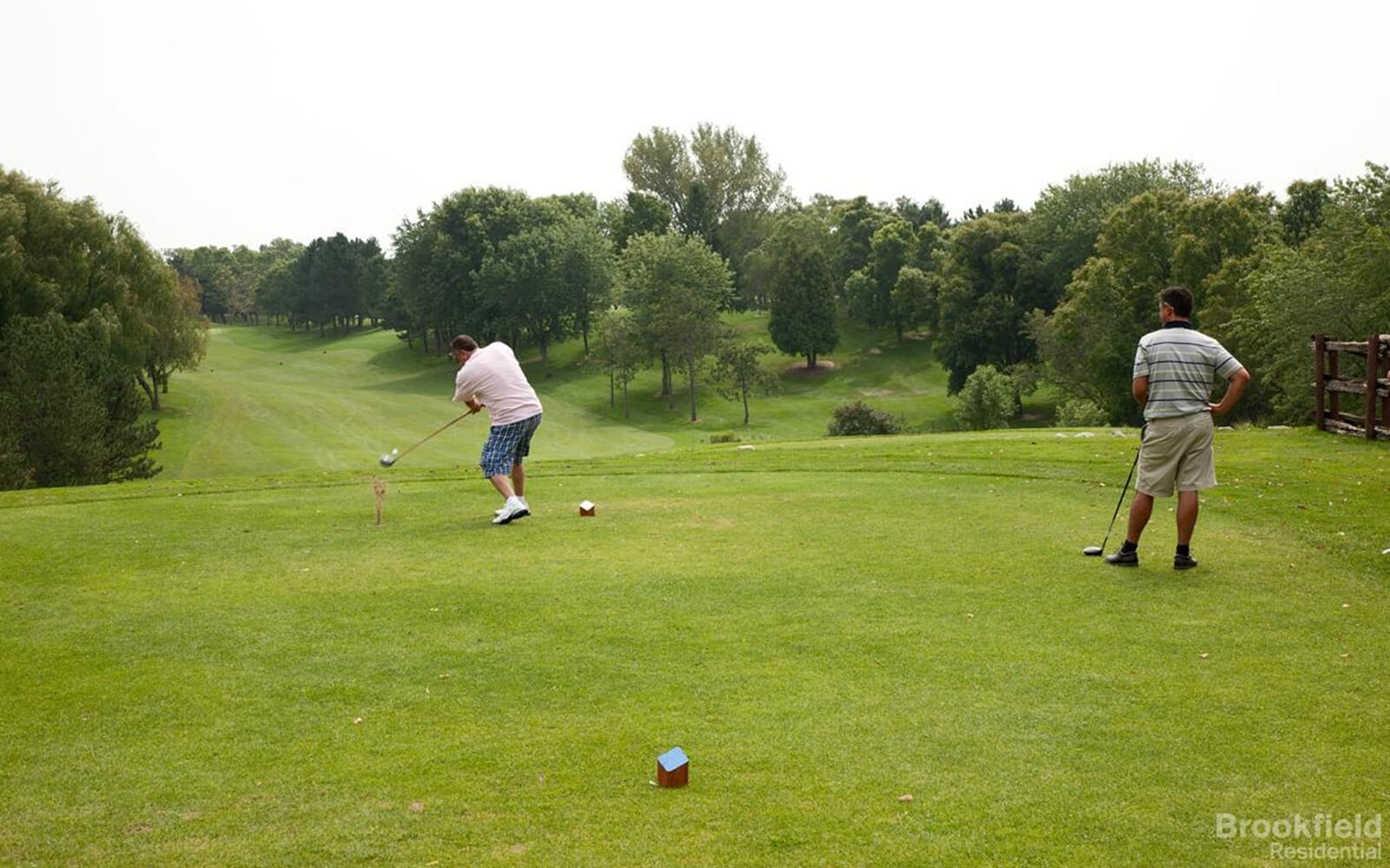 Golf range in Caledon East, ON