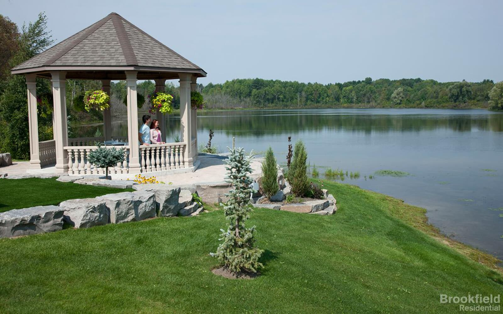 Water view in Caledon East, ON