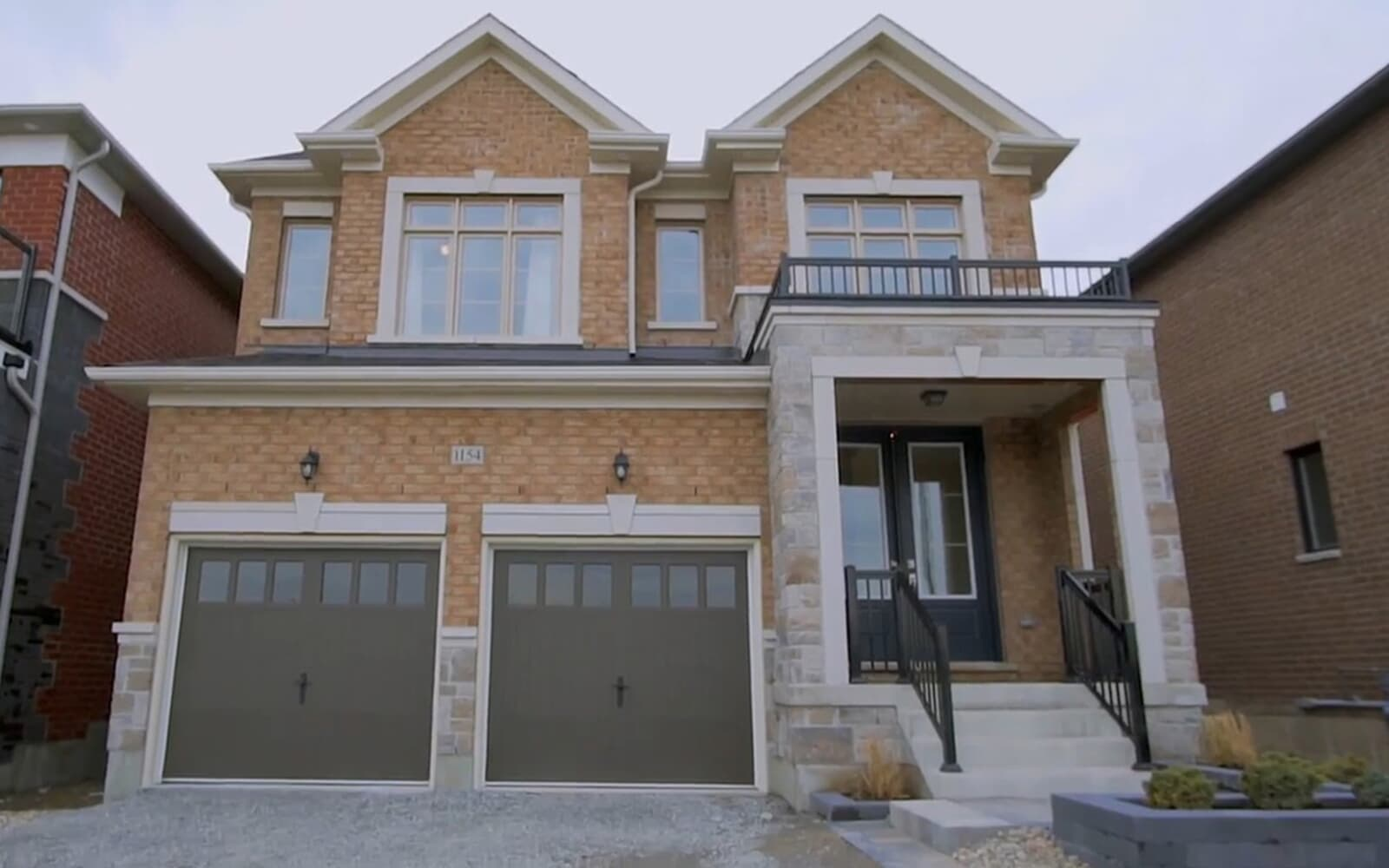 Liverpool C Model Home | Liverpool at New Seaton in Pickering | Pickering, ON | Brookfield Residential