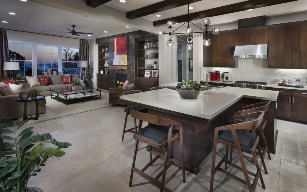 Kitchen in luxury home | Crown Point in Haywood, CA | Brookfield Residential