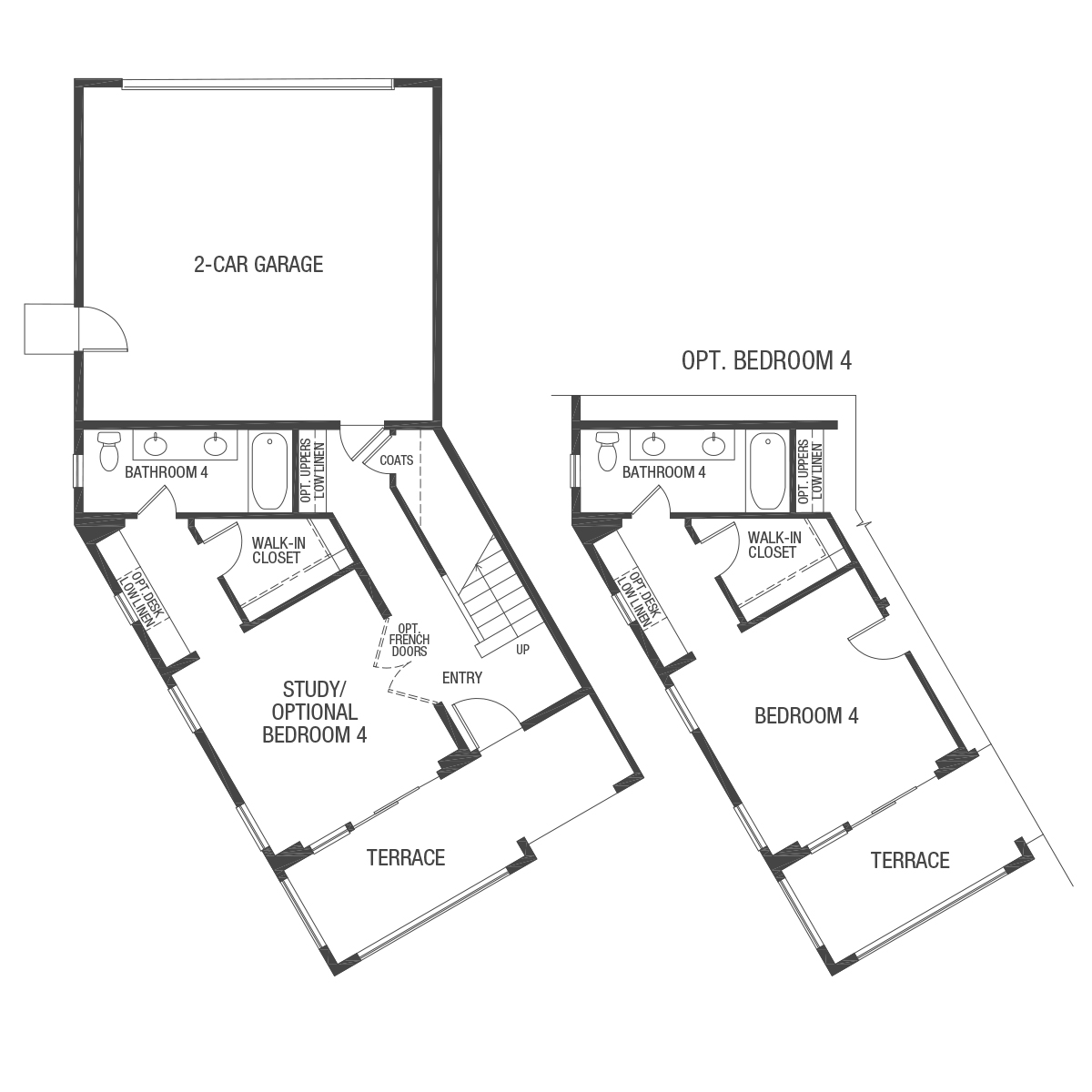 Wilshire Floor Plan