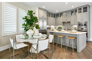 Residence 1 Kitchen | Huntington at Boulevard in Dublin, CA | Brookfield Residential