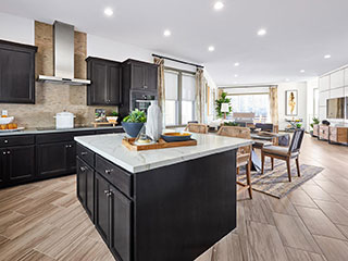 Residence 2 Kitchen | Huntington at Boulevard in Dublin, CA | Brookfield Residential