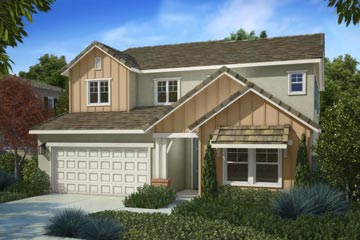 Residence 2A | Citrus at Emerson Ranch in Oakley, CA | Brookfield Residential