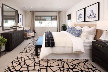 Master Suite Residence 3 | Citrus at Emerson Ranch in Oakley, CA | Brookfield Residential