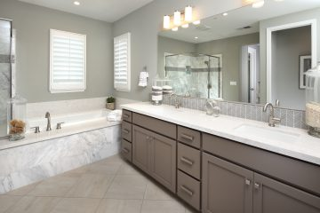 Residence 2 Bathroom | Laurel at Emerson Ranch in Oakley, CA | Brookfield Residential
