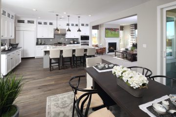 Residence 4 Nook | Laurel at Emerson Ranch in Oakley, CA | Brookfield Residential