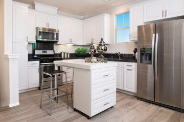 Gourmet kitchen in luxury home | Holiday at New Haven in Ontario Ranch, CA | Brookfield Residential