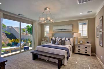 Residence 2 Master Bedroom | Agave at Spencer