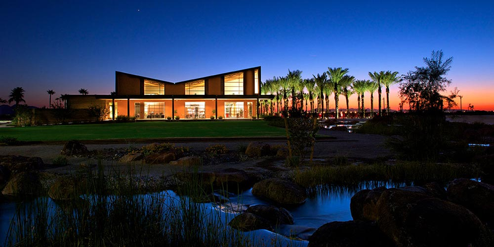 Visitor center at Eastmark community in Mesa, AZ | Brookfield Residential