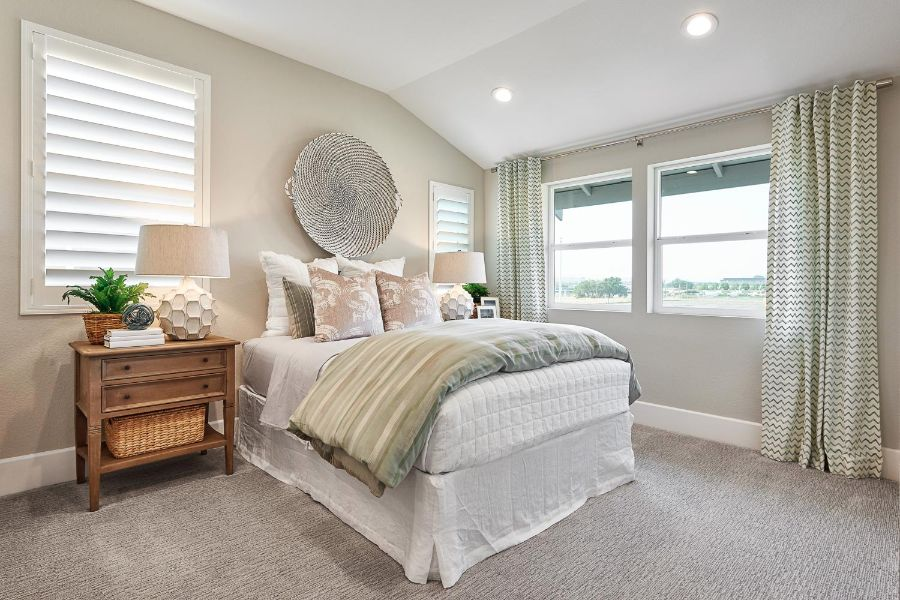 Guest Room | Huntington at Boulevard in Dublin, CA | Brookfield Residential