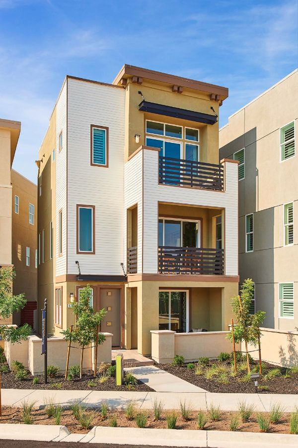 Exterior | Huntington at Boulevard in Dublin, CA | Brookfield Residential