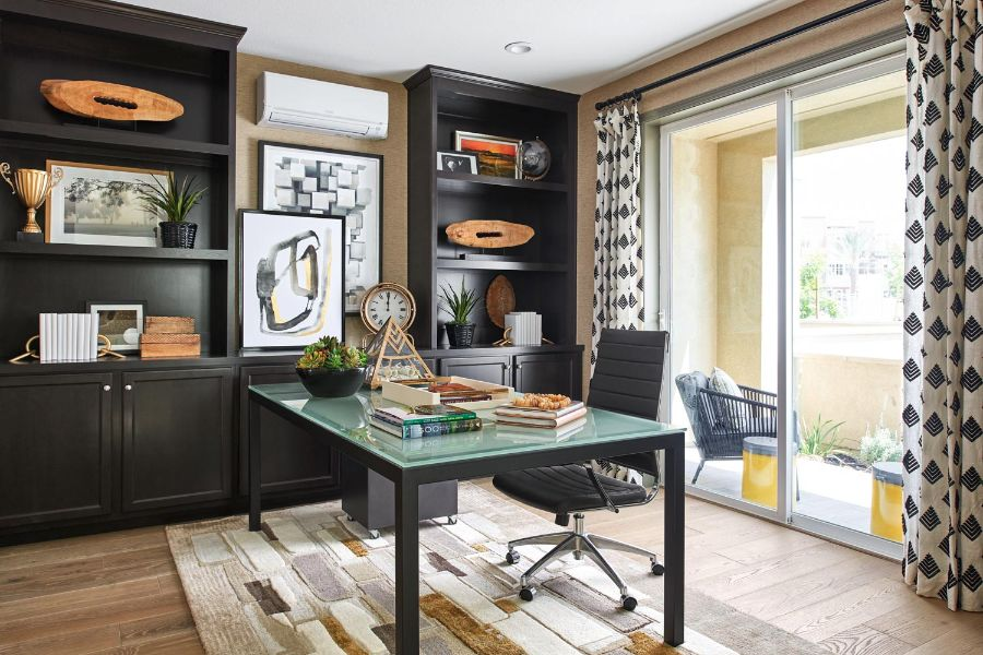 Office | Huntington at Boulevard in Dublin, CA | Brookfield Residential