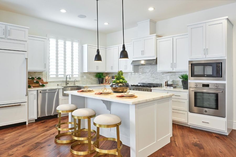 Kitchen | Huntington at Boulevard in Dublin, CA | Brookfield Residential