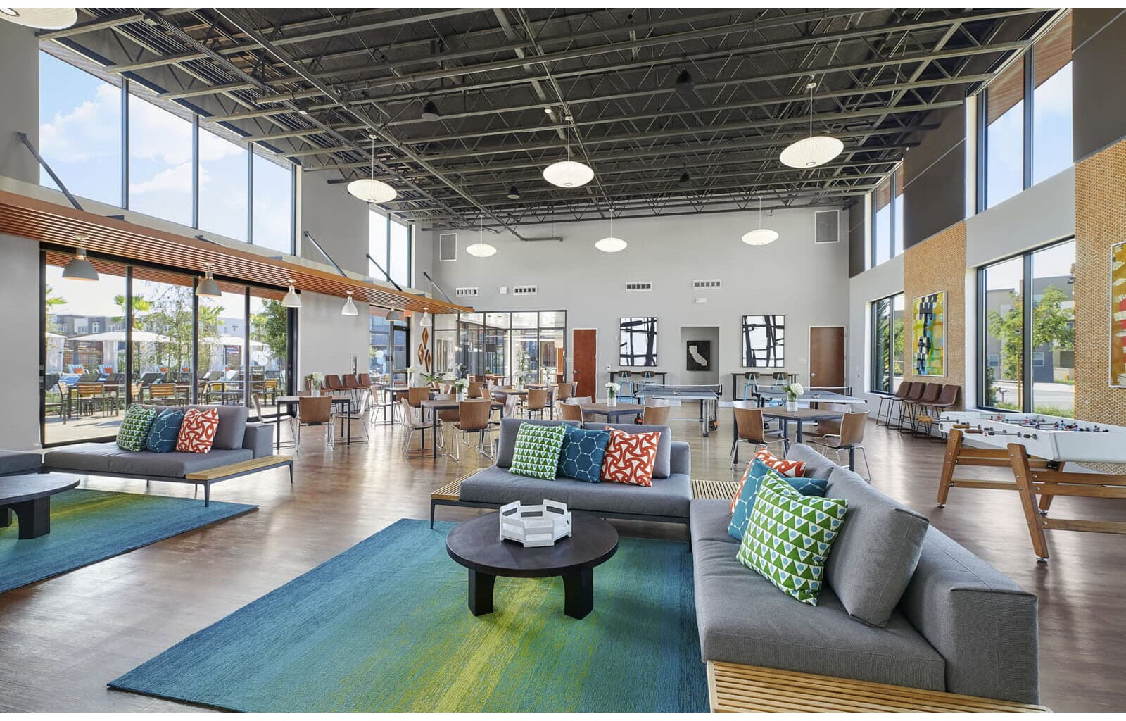 Rec Center Clubhouse | Boulevard in Dublin, CA | Brookfield Residential