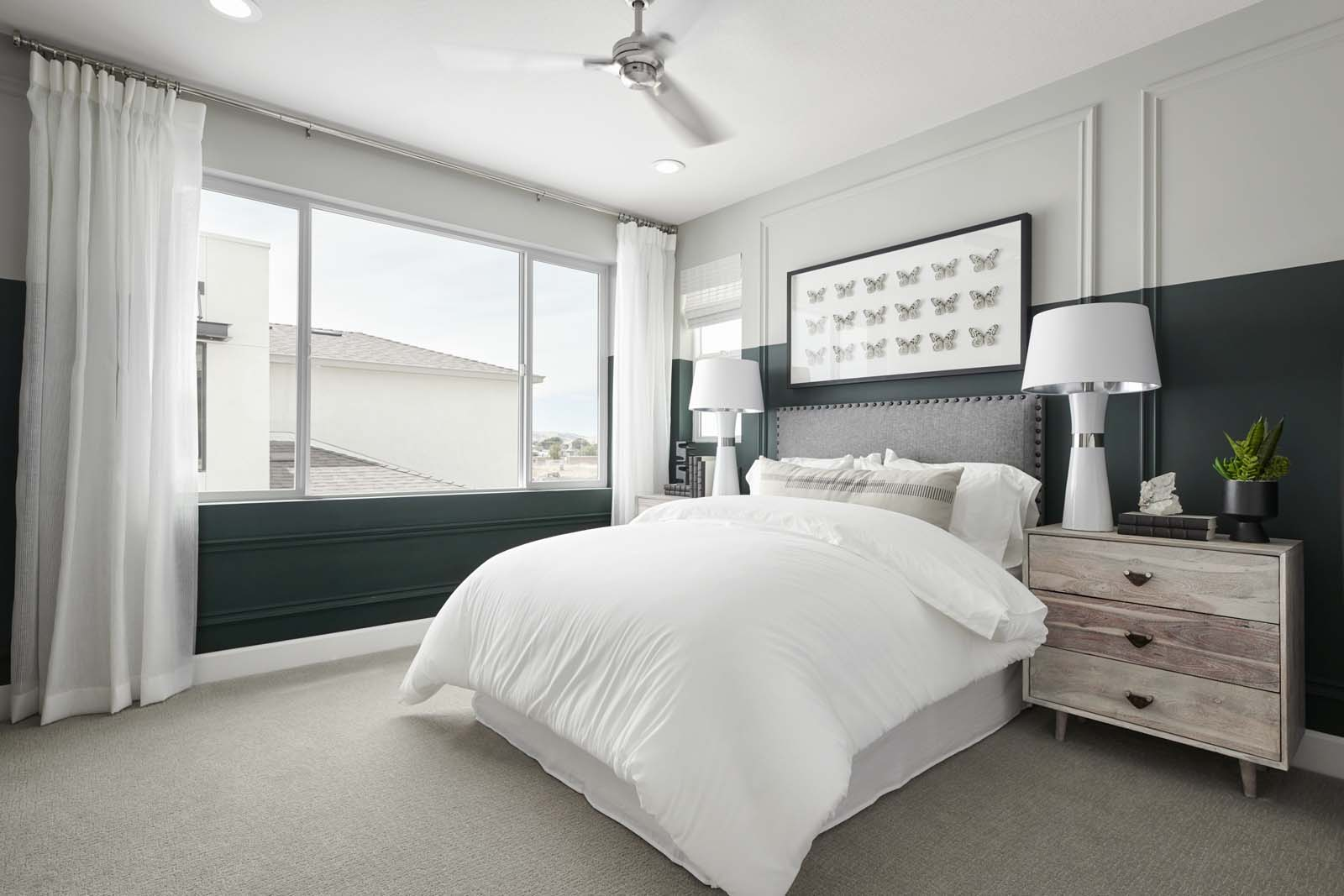 Residence 2 Bedroom 4 | Mulholland at Boulevard in Dublin, CA | Brookfield Residential