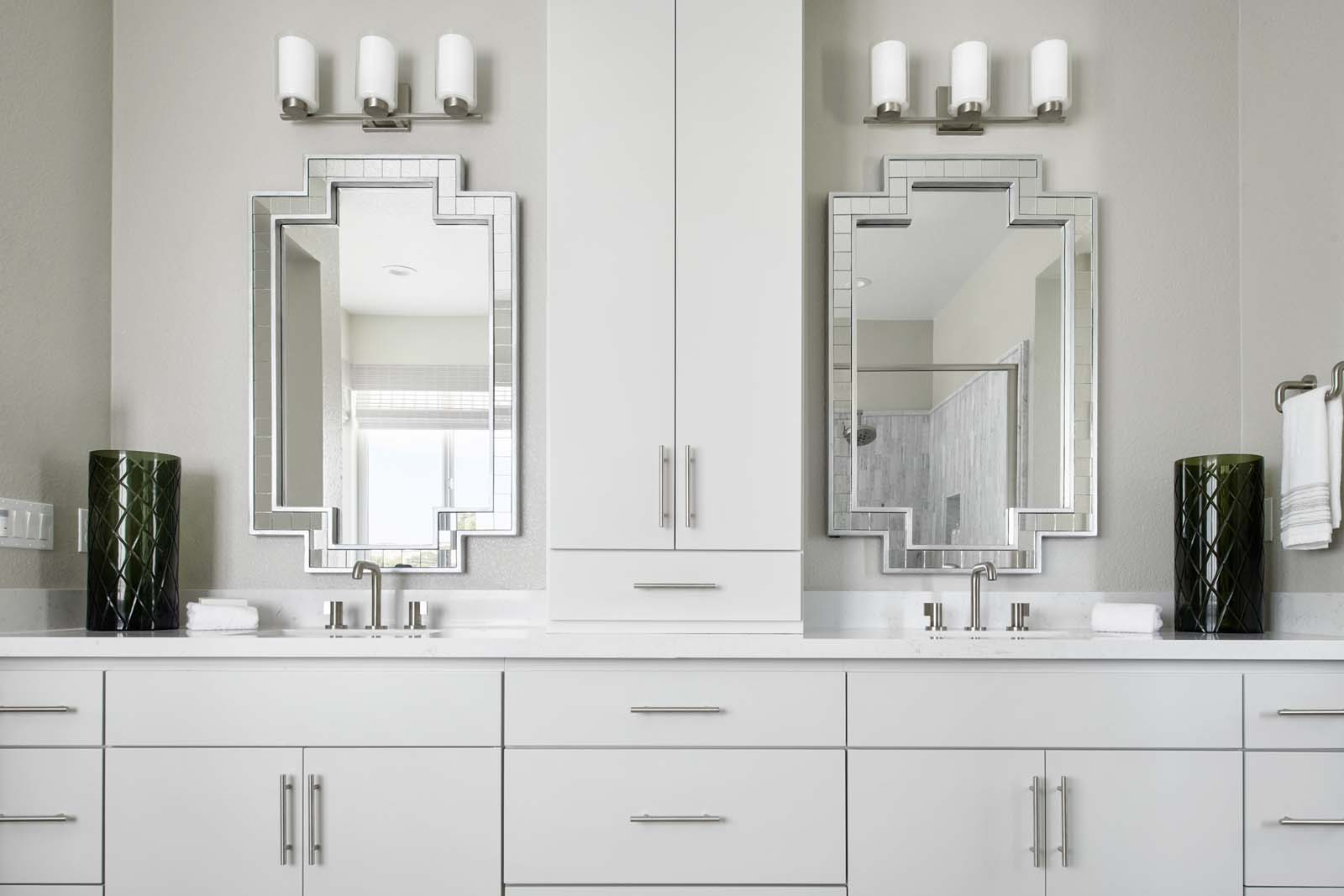 Residence 2 Master Bath | Mulholland at Boulevard in Dublin, CA | Brookfield Residential