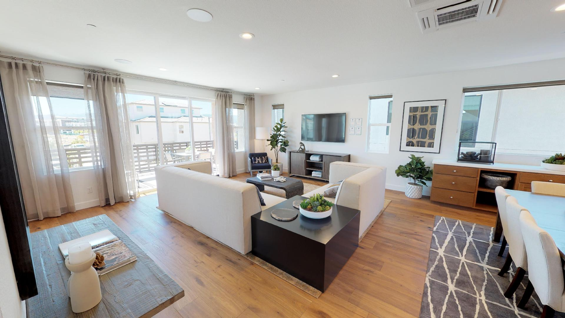 Residence 3 Virtual Tour Mulholland at Boulevard in Dublin CA Brookfield Residential