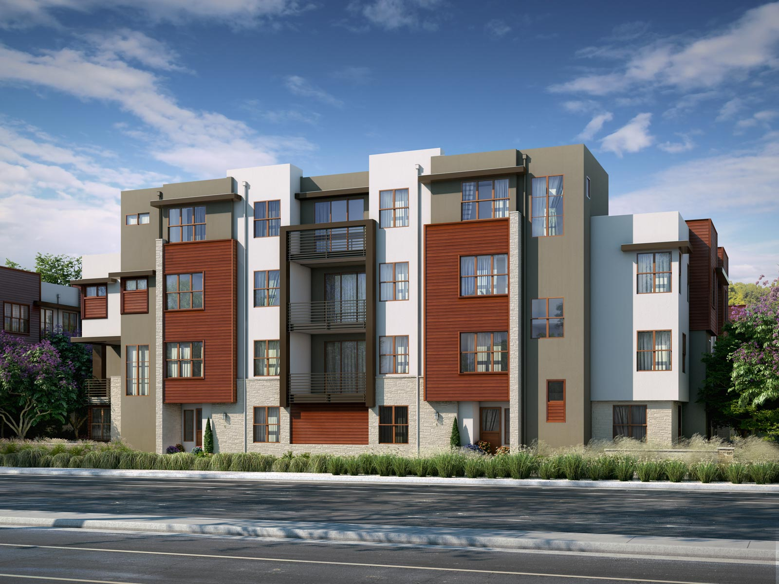 New Townhomes in Dublin CA