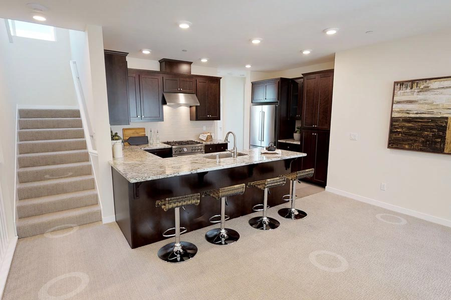 Residence 3 Virtual Tour | Wilshire at Boulevard in Dublin, CA | Brookfield Residential
