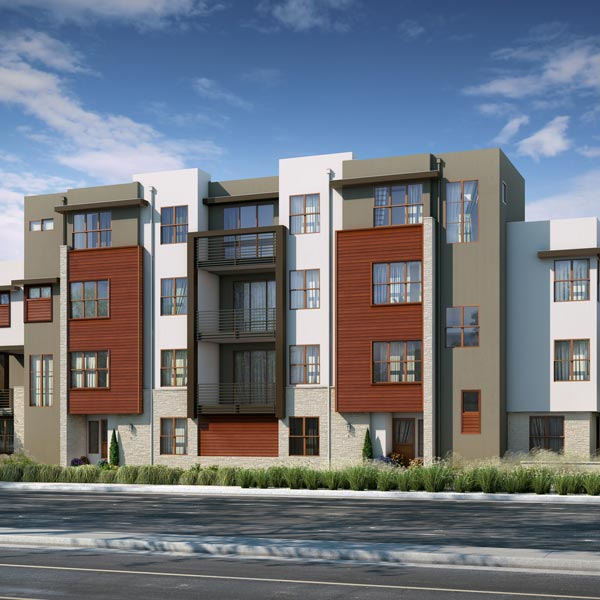 30th Street Residence: Wilshire At Boulevard In Dublin