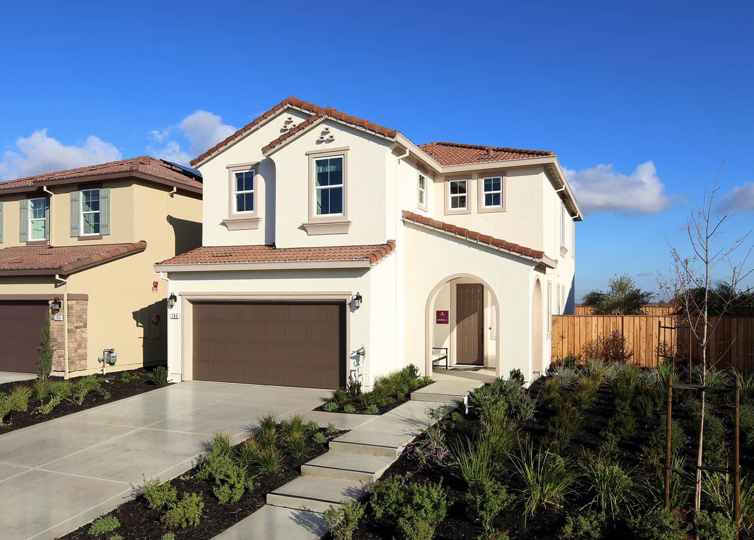 Residence 2 Exterior | Easton | New Homes in Oakley, CA | Brookfield Residential