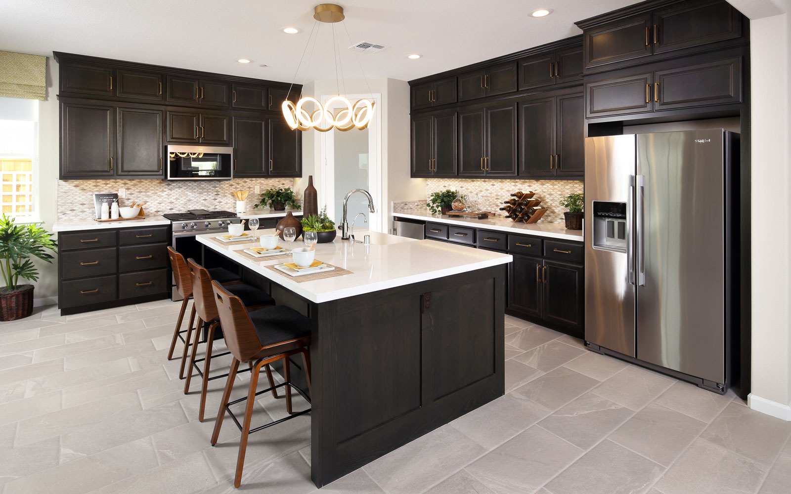 Kitchen | Residence 3 | Easton at Delaney Park in Oakley, CA | Brookfield Residential