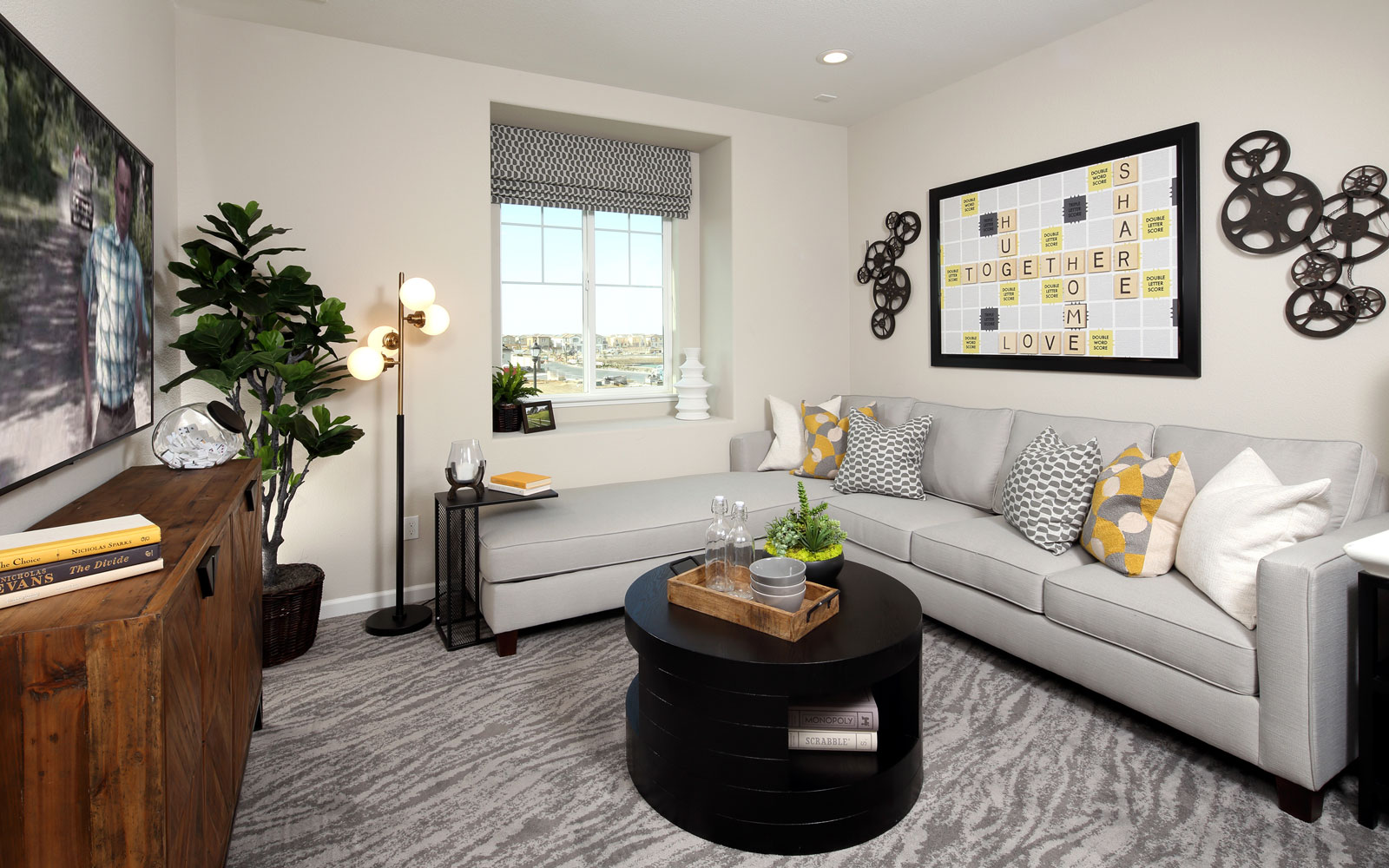 Loft | Residence 3 | Easton at Delaney Park in Oakley, CA | Brookfield Residential