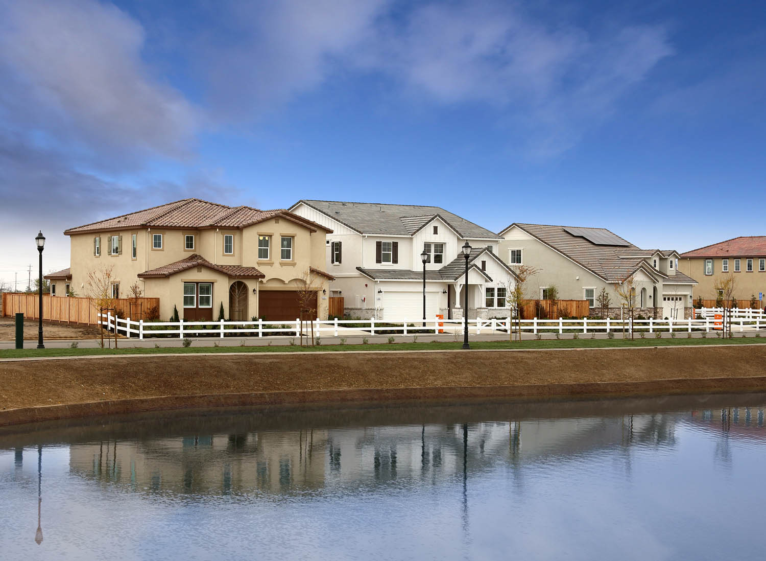 Residence Exteriors | Southport | New Homes in Oakley, CA | Brookfield Residential
