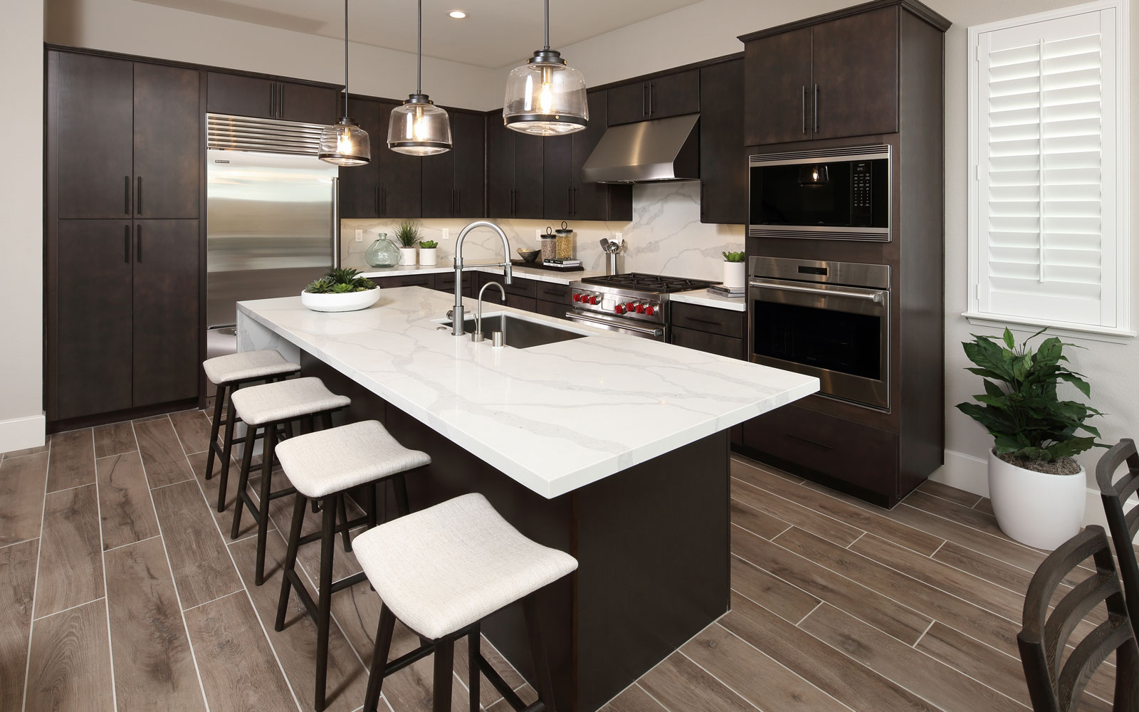 Kitchen | Residence 2 | Southport at Delaney Park in Oakley, CA | Brookfield Residential
