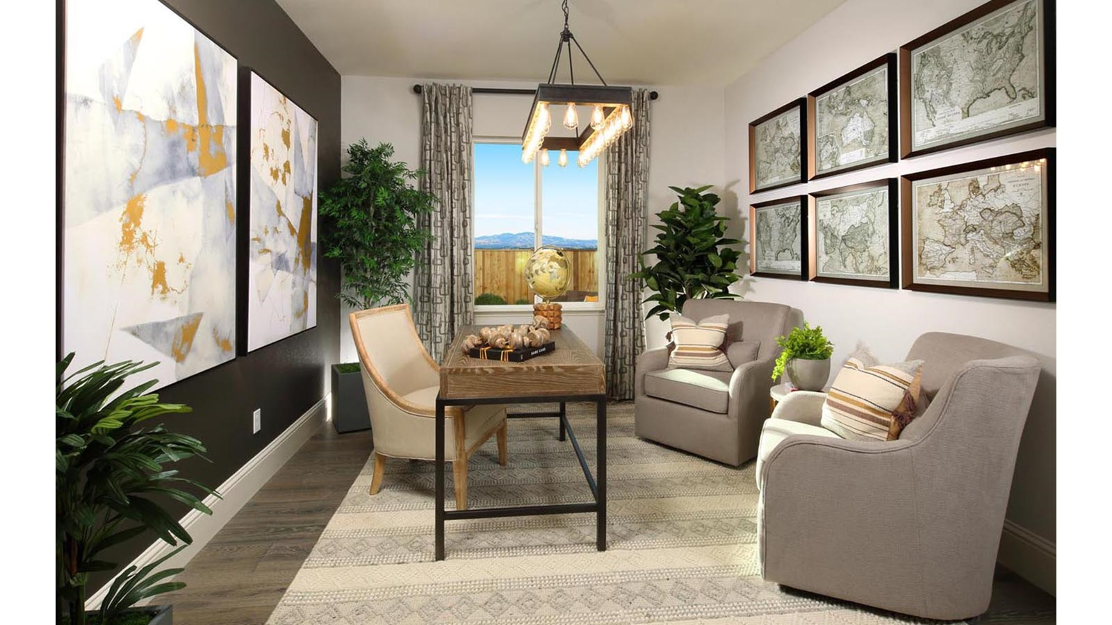 Study Residence 4 Southport Delaney Park New homes in Oakley CA Brookfield Residential