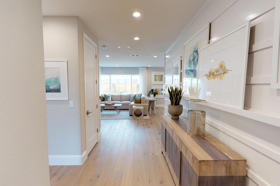 Entry Residence 1 | Citrus at Emerson Ranch in Oakley, CA | Brookfield Residential