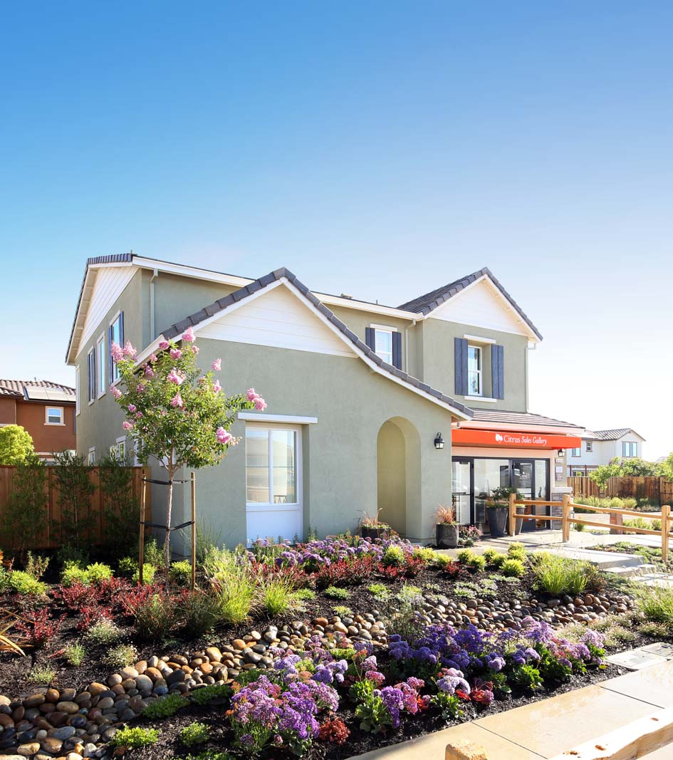 Exterior Residence 1B | Citrus at Emerson Ranch in Oakley, CA | Brookfield Residential