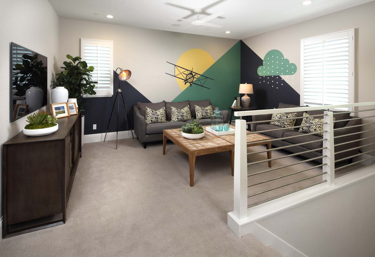 Loft Residence 1 | Citrus at Emerson Ranch in Oakley, CA | Brookfield Residential